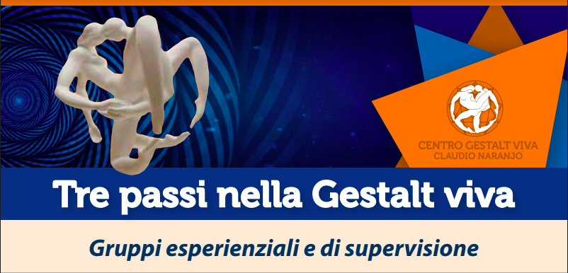 Tre passi nella Gestalt viva: a Firenze i gruppi esperienziali e di supervisione