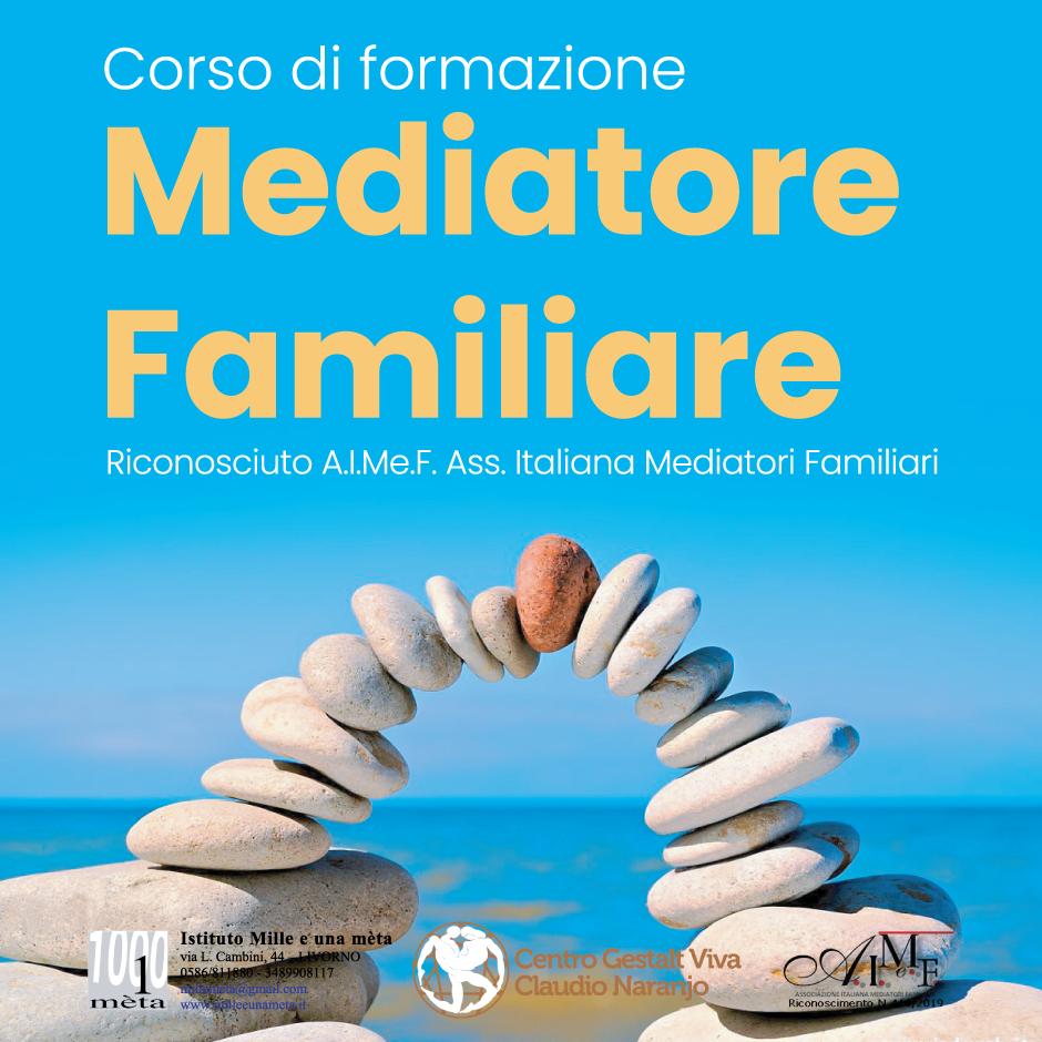 In avvio la nuova edizione del corso in MEDIAZIONE FAMILIARE